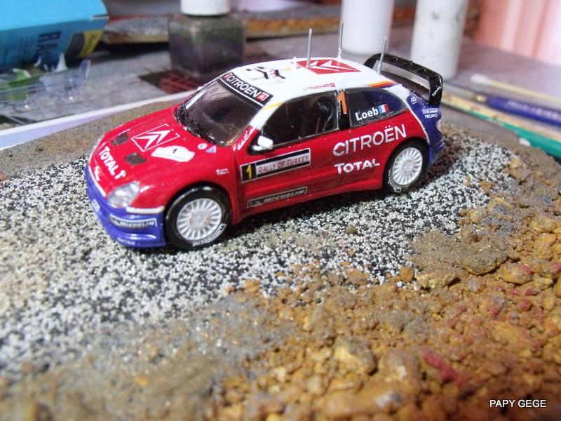 Rallye championship Subaru WRC / Xara WRC / 307 WRC 1/43 HELLER - Page 2 17-dsc10