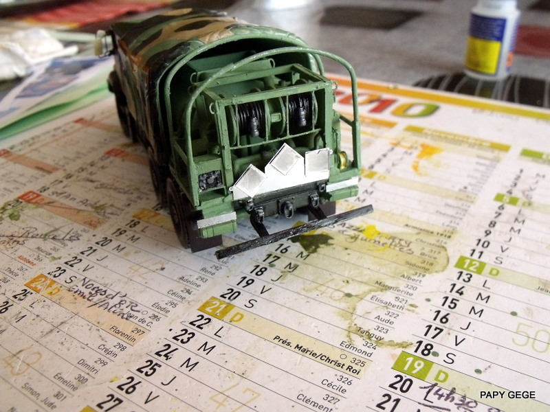 SHERPA AVITAILLEUR  1/48 Gaso Line 18-dsc11