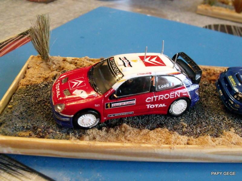 Rallye championship Subaru WRC / Xara WRC / 307 WRC 1/43 HELLER - Page 3 2-dscf10