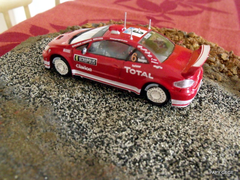 Rallye championship Subaru WRC / Xara WRC / 307 WRC 1/43 HELLER - Page 2 20-dsc10