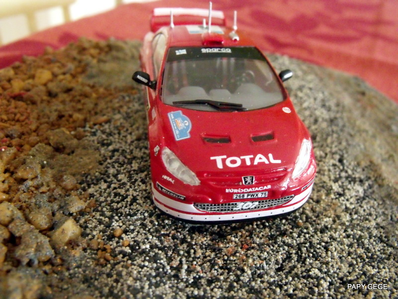 Rallye championship Subaru WRC / Xara WRC / 307 WRC 1/43 HELLER - Page 2 24-dsc10