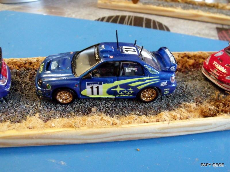 Rallye championship Subaru WRC / Xara WRC / 307 WRC 1/43 HELLER - Page 3 3-dscf10