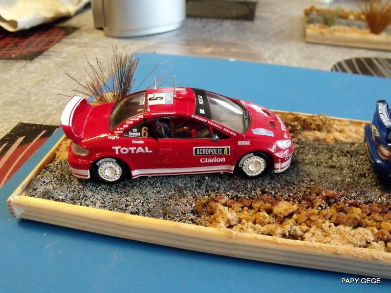 Rallye championship Subaru WRC / Xara WRC / 307 WRC 1/43 HELLER - Page 3 8-dscf10