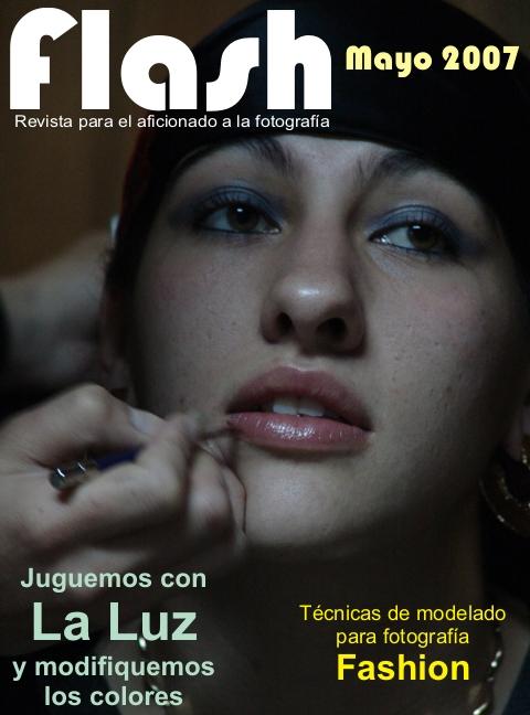 UNA FOTOGRAFÍA PARA PORTADA DE REVISTA. Recomendado mes de junio 2013 +++ Fash210