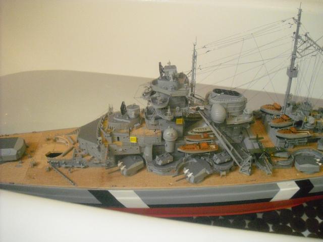 Bismarck au 1/200° de Hachette  - Page 6 B-1510