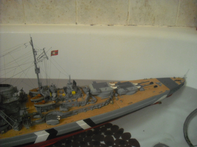 Bismarck au 1/200° de Hachette  - Page 6 B-1610