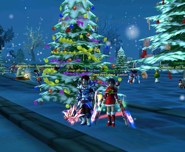 Il neige sur Fiesta ..... Bonnes fêtes à tous Fiesta10