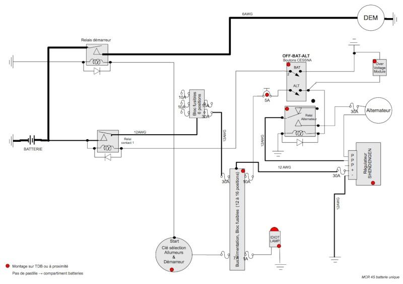 circuit électrique Electr11