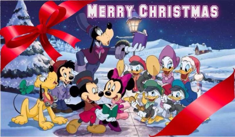 Disneyland Forum Club vous souhaite un joyeux Noël! 14719510