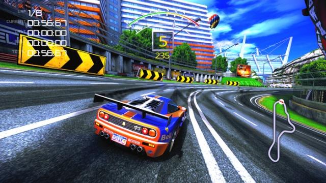 [Kickstarter] The 90's arcade racer 5e29ea10