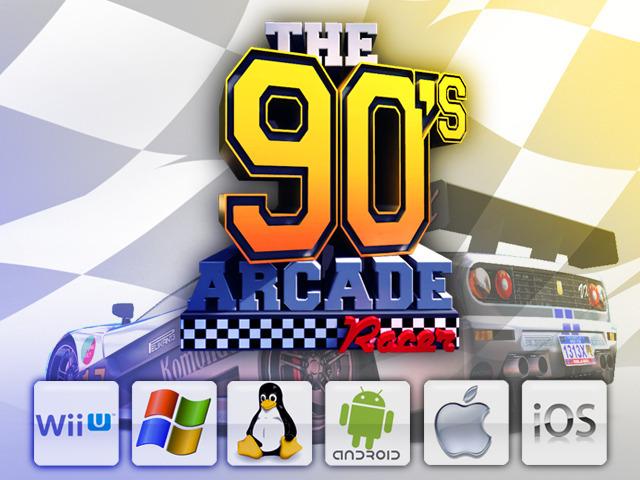 [Kickstarter] The 90's arcade racer Photo-10