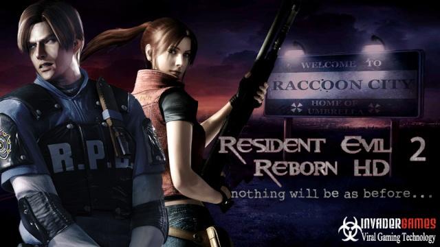 Resident Evil 2 Reborn HD. Re2ben10