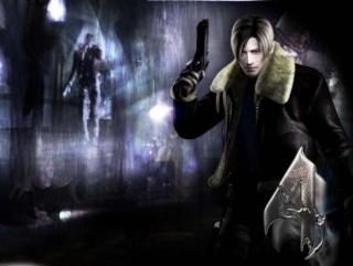 Resident Evil 3.5 (version béta de Resident Evil 4) Capcom n'en a pas voulut... Resi4f10