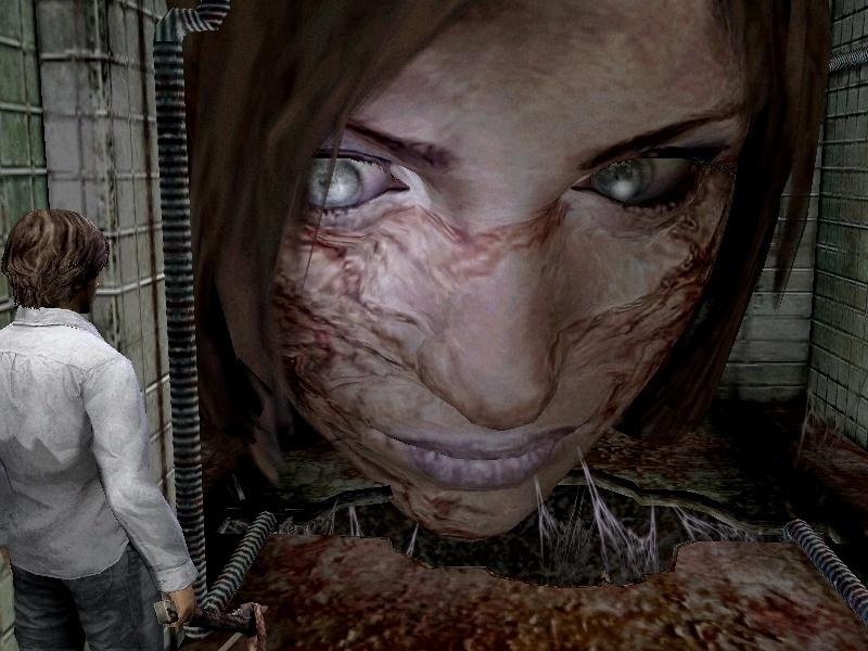 Les Survival Horror, ces jeux qui vous donnent des sueurs froides - Page 2 Silent10