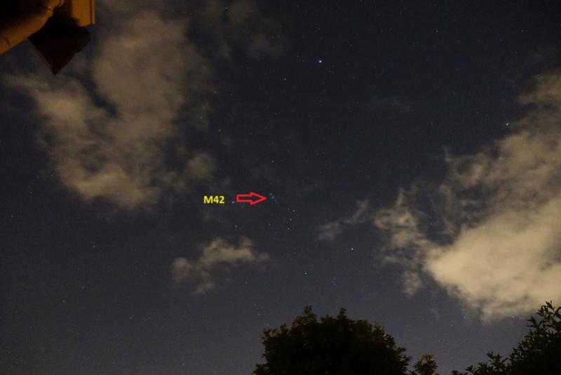 Fotografia astronomica. Orion_11