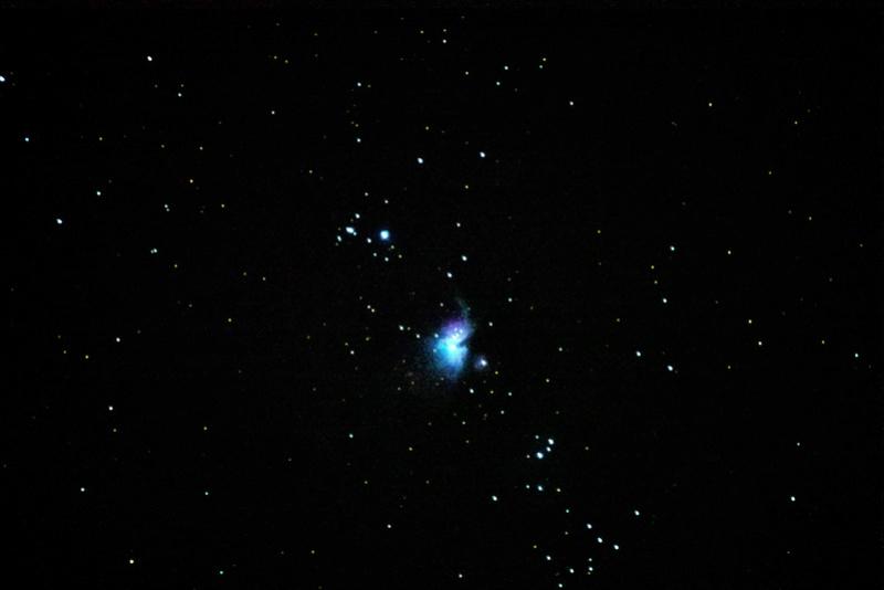 Fotografia astronomica. Preluc10