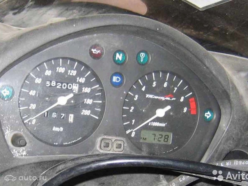 Продается Трансальп 650 210