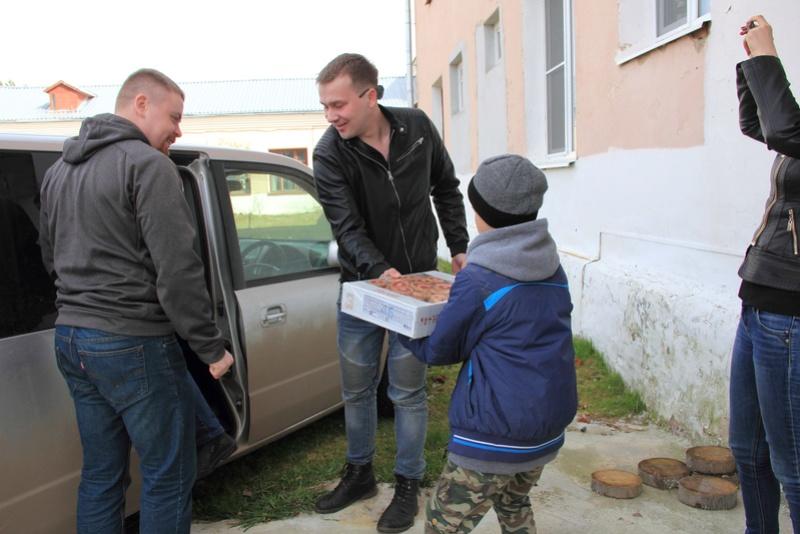 Благотворительный выезд в Редькино.  40tgcb10