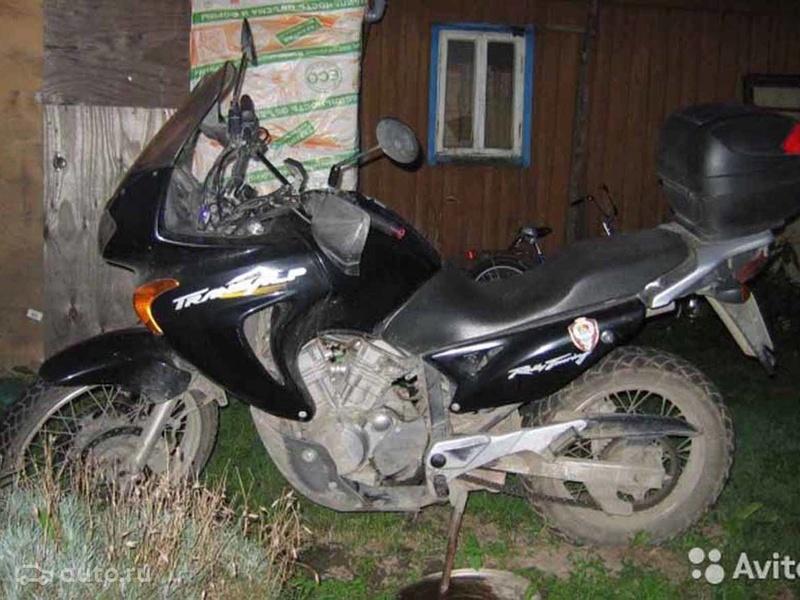 Продается Трансальп 650 410