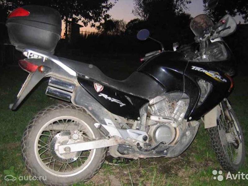 Продается Трансальп 650 510