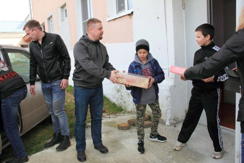 Благотворительный выезд в Редькино.  Cgie_l10