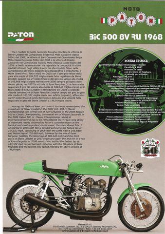 PATON S1 - la prima Paton stradale dopo 40 anni di moto da corsa! Paton_11