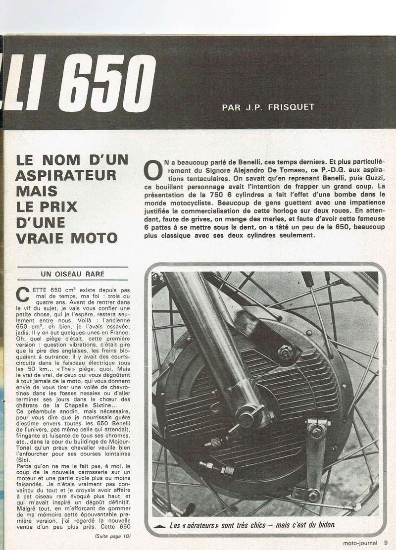 Tornado 650 S_S2 1973 Circuit de Charge Tornad11