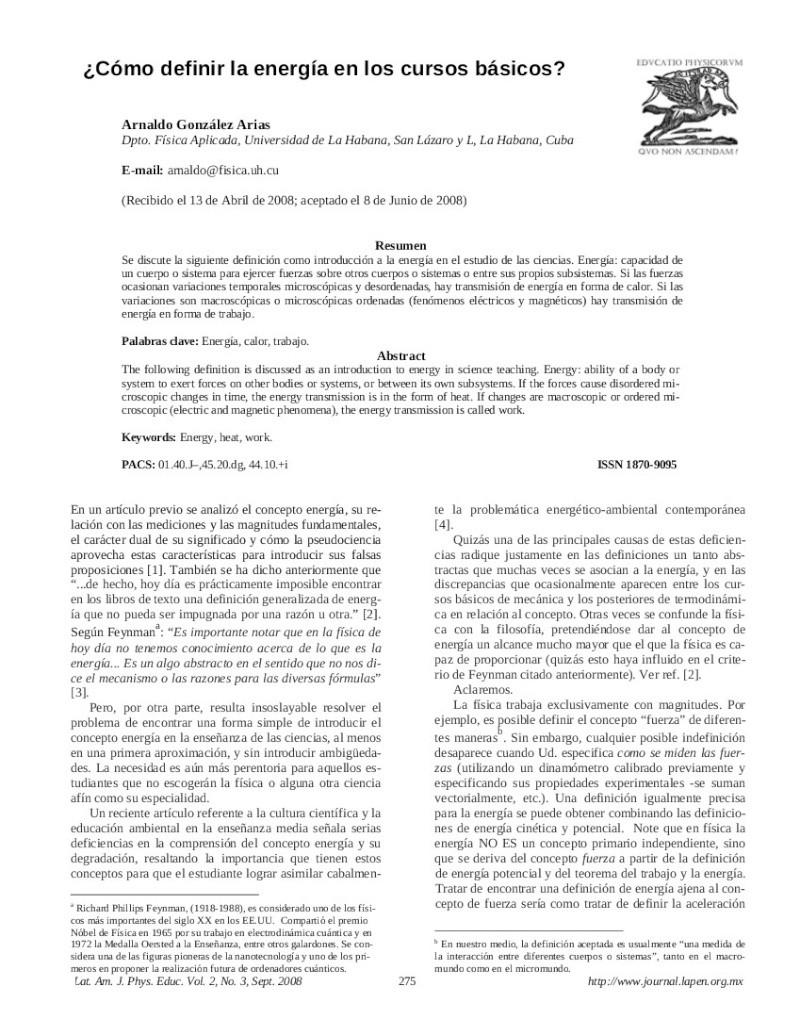 Definir la energía en los cursos básicos Pag_122