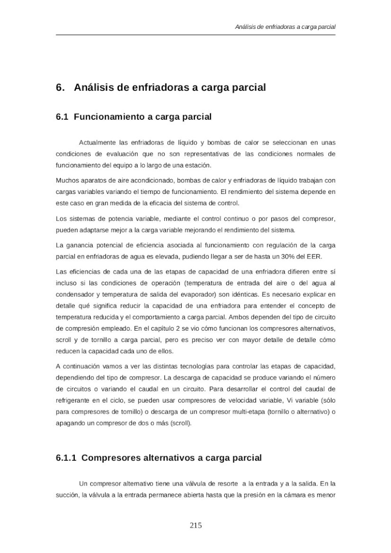 Análisis de enfriadoras a carga parcial  Pag_182