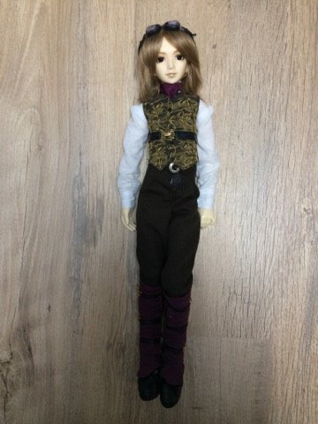 [VD] Rosenlied, Volks robes, kimono SD/MSD, steampunk MNF... 18643510