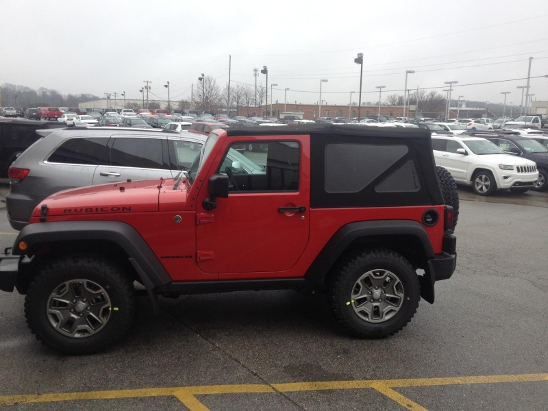 Thought i would share pics of my rubicon Img_0810