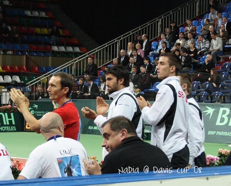 Davis    Cup Dcsrb410