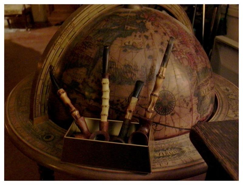 La Cheminée du Manoir Globe_10