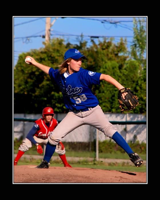 Baseball féminin 00810