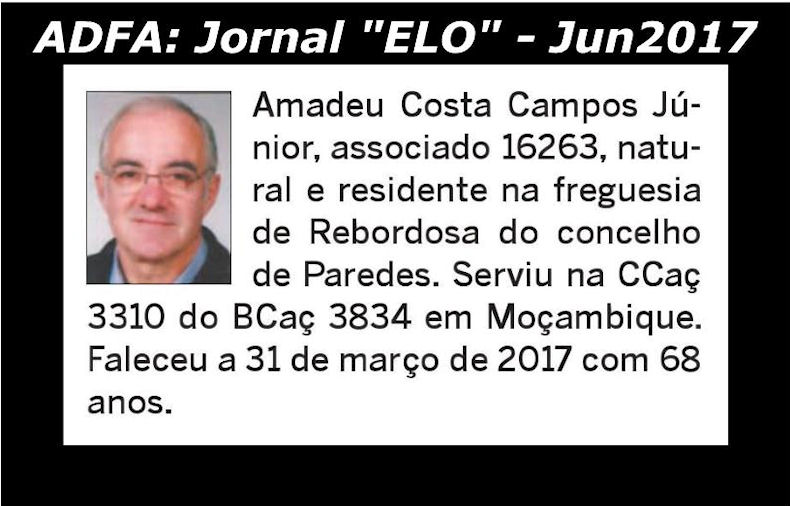Notas de óbito publicadas no jornal «ELO», da ADFA, de Junho de 2017 Amadeu10