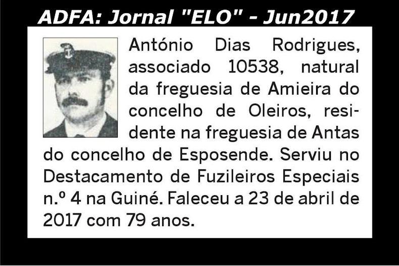 Notas de óbito publicadas no jornal «ELO», da ADFA, de Junho de 2017 Antyni12