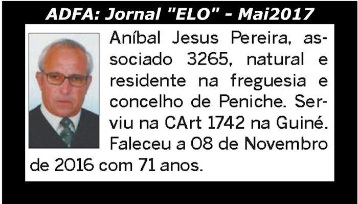 Notas de óbito publicadas no jornal «ELO», da ADFA, de Maio de 2017 Anybal10