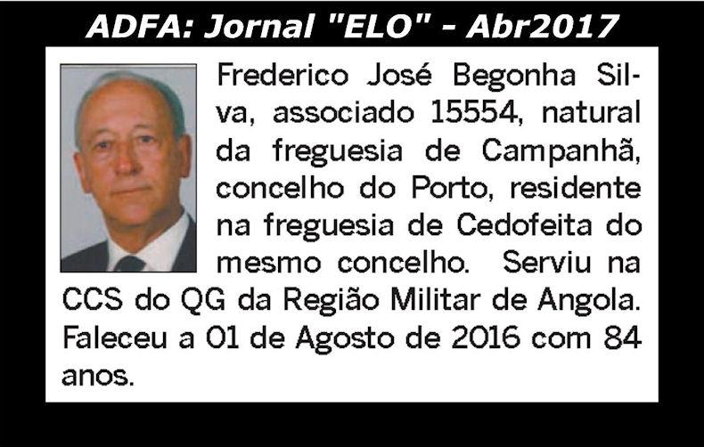 Notas de óbito publicadas no jornal «ELO», da ADFA, de Abril de 2017 Freder10