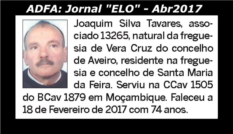 Notas de óbito publicadas no jornal «ELO», da ADFA, de Abril de 2017 Joaqui11