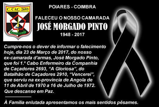 Faleceu o veterano José Morgado Pinto, da CCac2693/BCac2910 - 23Mar2017 Josy_m10