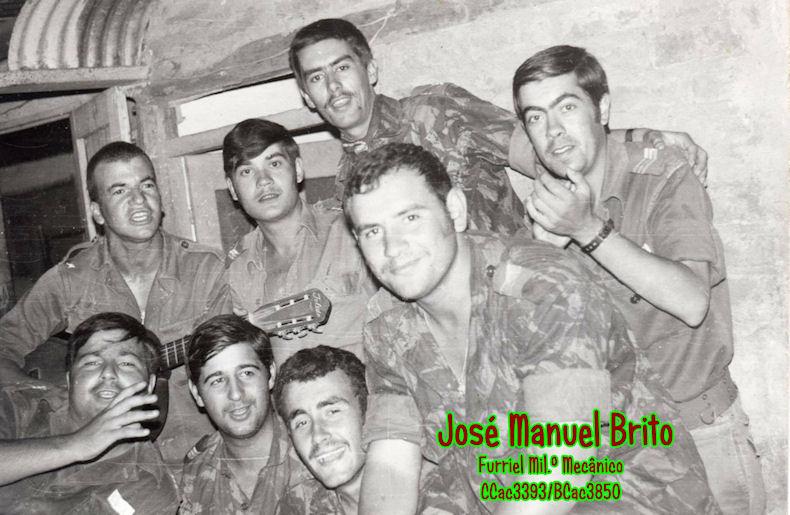 Faleceu o veterano José Manuel Brito, Furriel Mil.º Mecânico Auto, da CCac3393/BCac3850 - 07Mai2017 Josy_m12