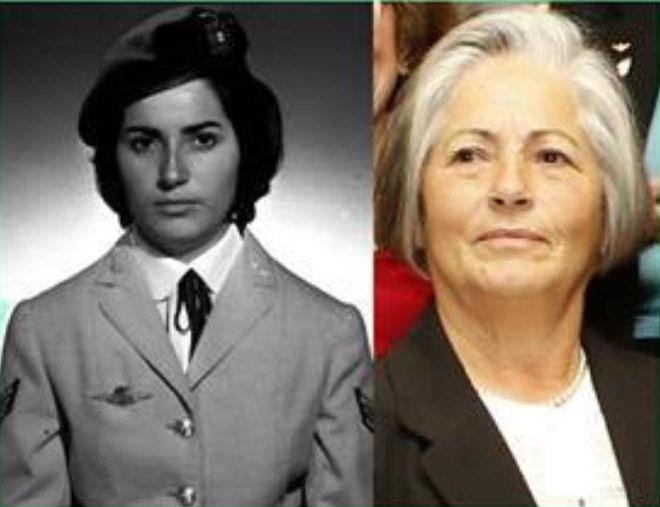 Faleceu a veterana Júlia de Jesus Almeida Mesquita Lemos, 2.º Sargento Enfermeira PQ - 17Jun2017 Julia_10