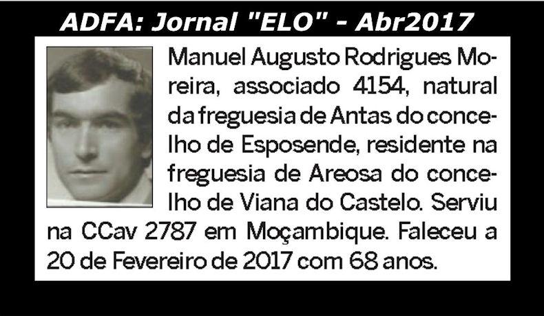 Notas de óbito publicadas no jornal «ELO», da ADFA, de Abril de 2017 Manuel12