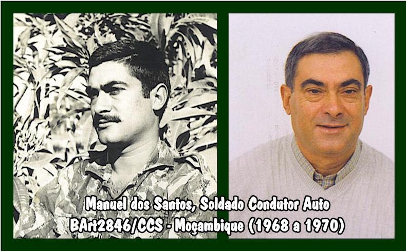 Faleceu o veterano Manuel dos Santos, Soldado Condutor Auto, da CCS/BArt2846 - 23Mar2009 Manuel13