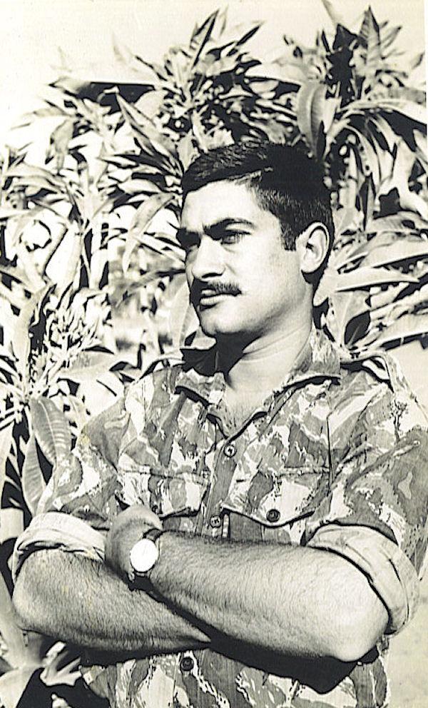 Faleceu o veterano Manuel dos Santos, Soldado Condutor Auto, da CCS/BArt2846 - 23Mar2009 Manuel15