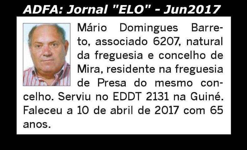 Notas de óbito publicadas no jornal «ELO», da ADFA, de Junho de 2017 Myyrio13