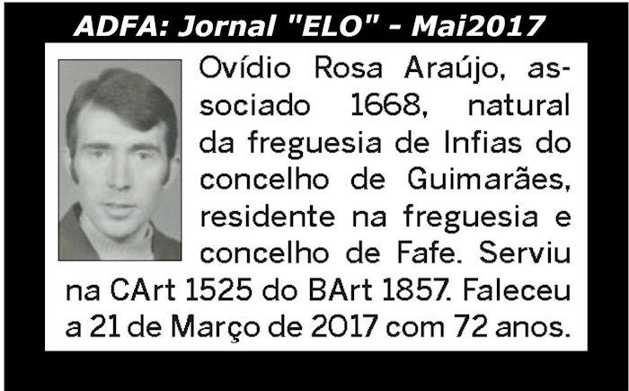 Notas de óbito publicadas no jornal «ELO», da ADFA, de Maio de 2017 Ovydio10