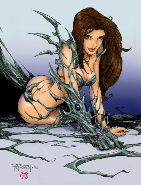 Witchblade Witchb10