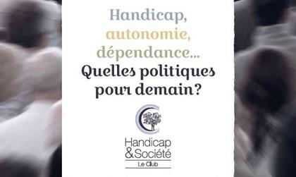 Handicap, autonomie et dépendance.....quelles politiques pour demain ? 86b5e410