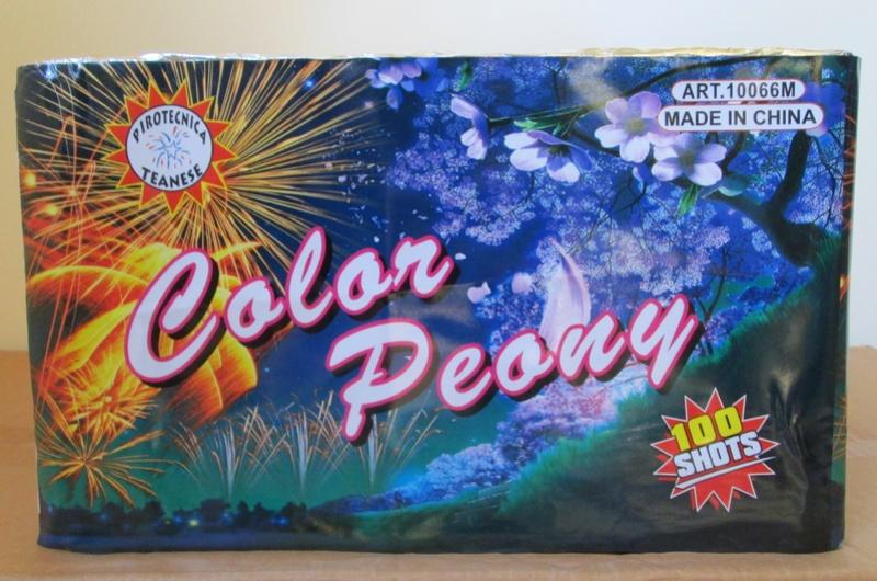Color Peony 00110